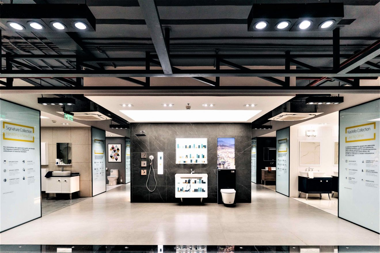 GROHE & American Standard Launched their '24×7 Virtual Experience Studio'