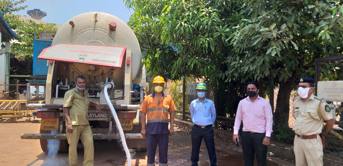 Vedanta Commences Daily Supply of 3 Tons of Oxygen To Cope Up Acute Shortage