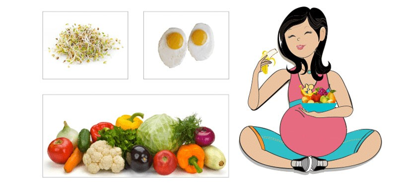 Five Key Nutrients for Mother & Baby during Pregnancy