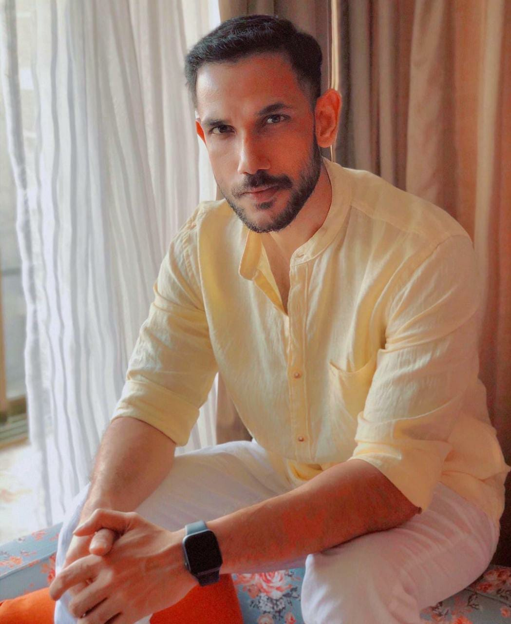 I respect when actors push past their fears and give a 100% - Amitt K Singh