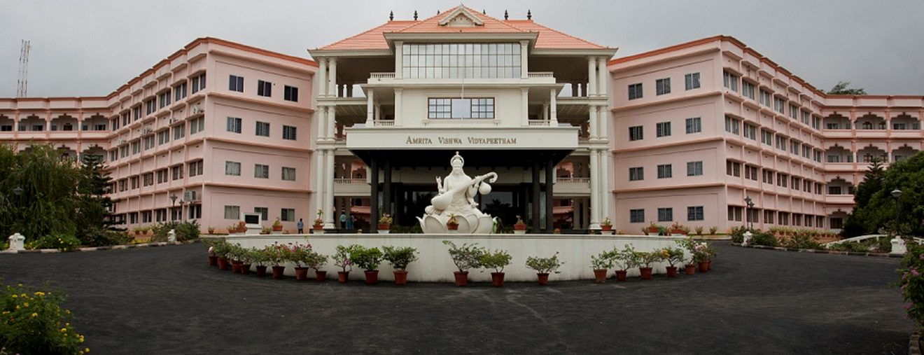 Amrita University to Organize 4-day Int'l Symposium on Artificial Intelligence for Social Good