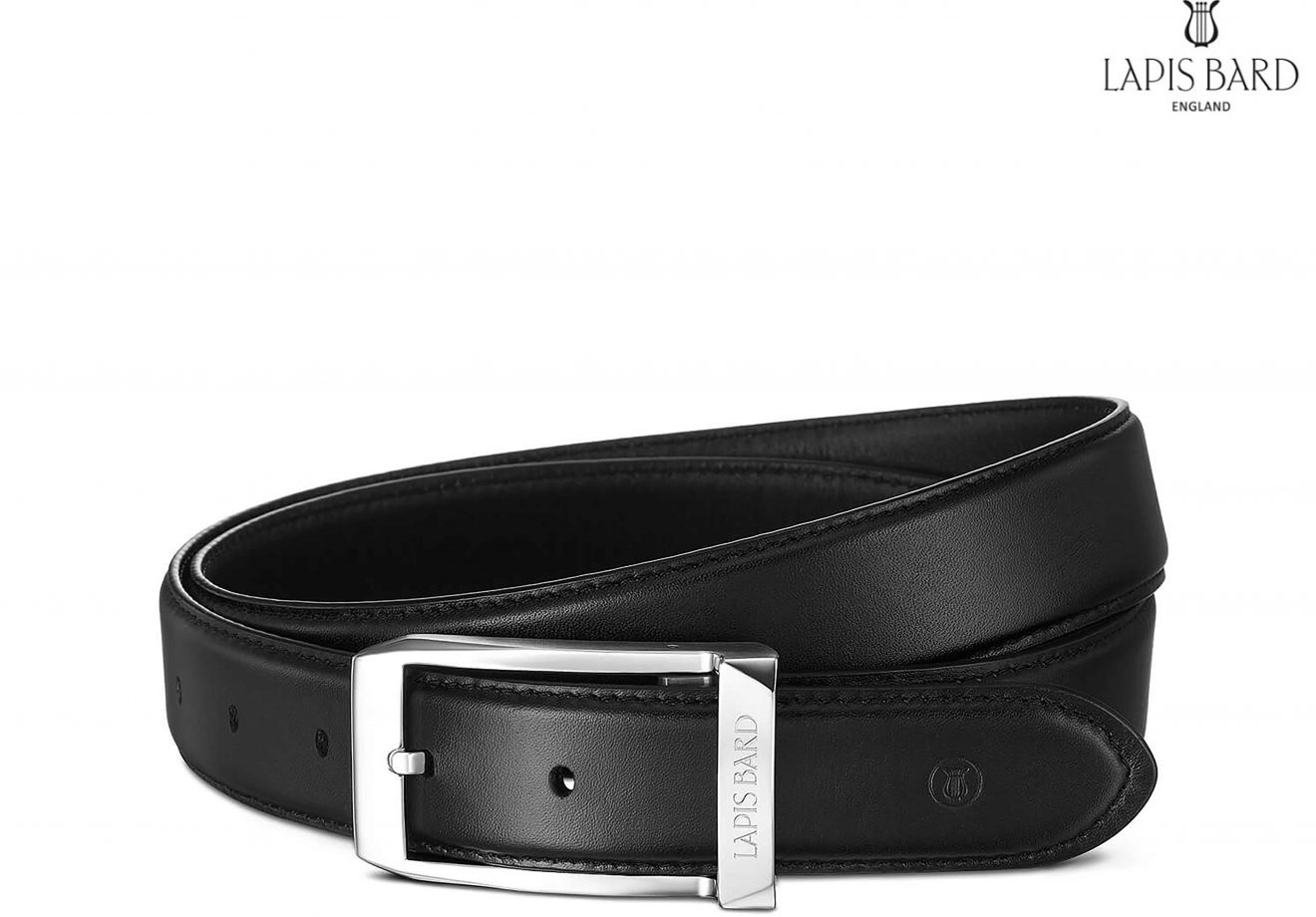 Amp up your Outfits with the Wellington and Knightsbridge Leather Belts from Lapis Bard