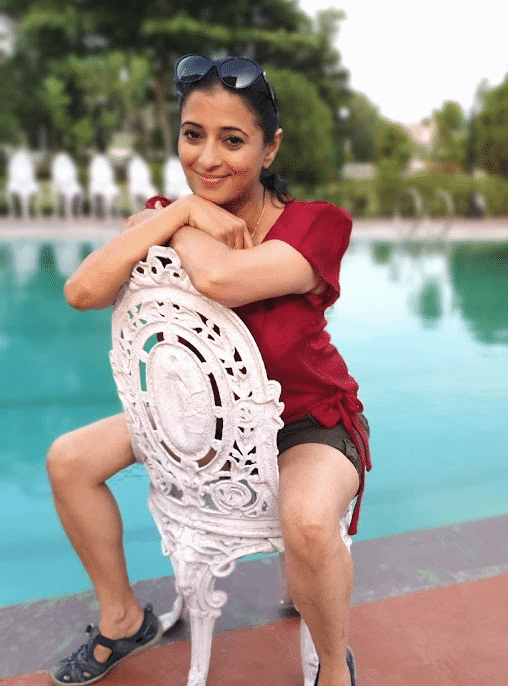 I'm glad women are stepping out today - Reena Kapoor