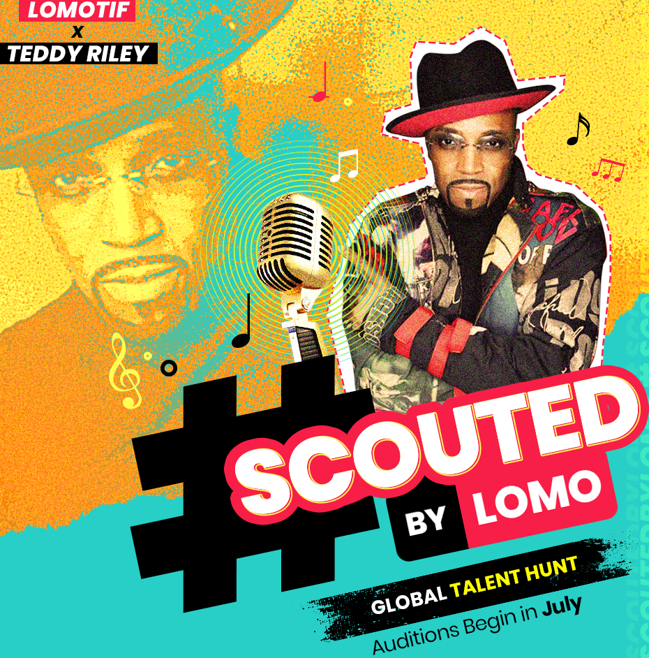 """Lomotif celebrates World Music Day with its talent search """"Scouted By Lomo."""""""