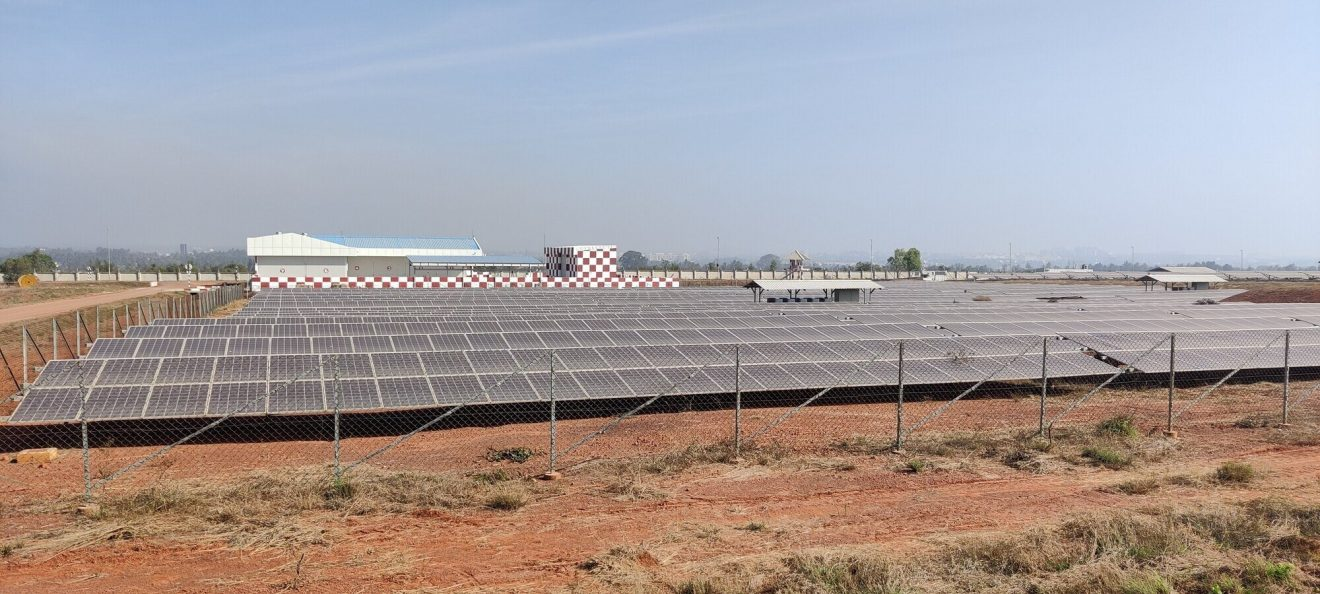 BLR Airport Achieves Ambitious Goal of becoming Net Energy Neutral