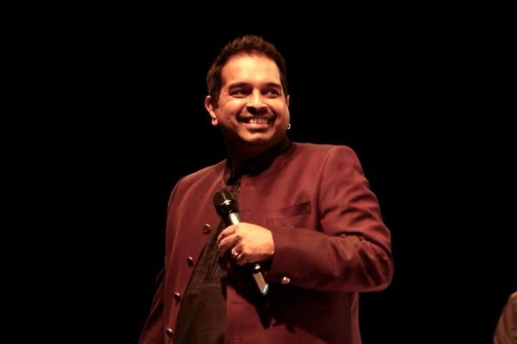 Shankar Mahadevan shares a special message for his young fans