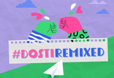 LOMOTIF Rings In Friendship Day With Their Latest Challenge #DostiRemixed