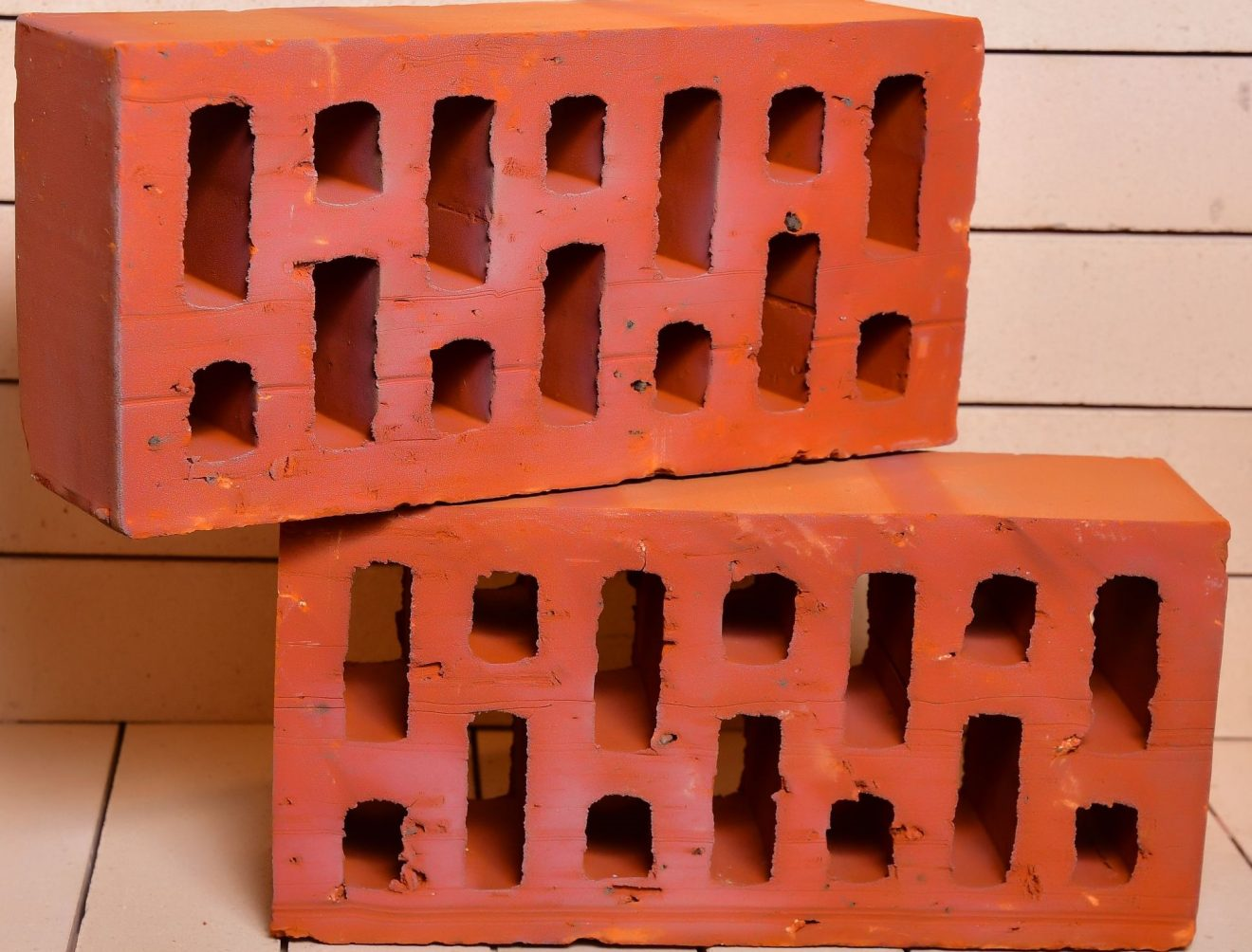 Jindal Mechno bricks introduced its Multi-Hole Extruded Brick under the Bricks and Pavers Collection