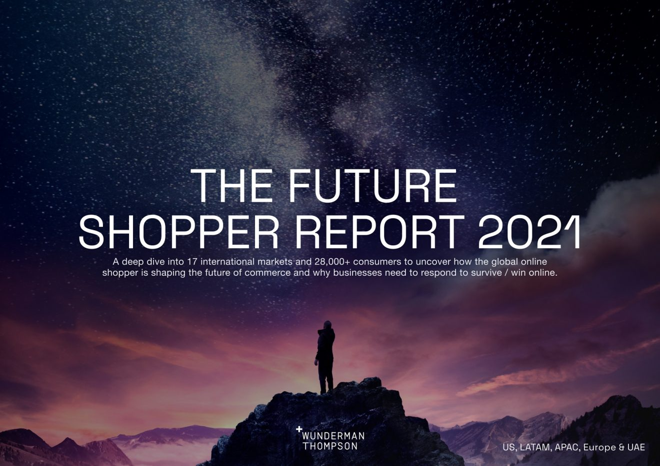 Wunderman Thompson Commerce's Future Shopper Report 2021 reveals Indian consumers expect more from brands in a post-pandemic world