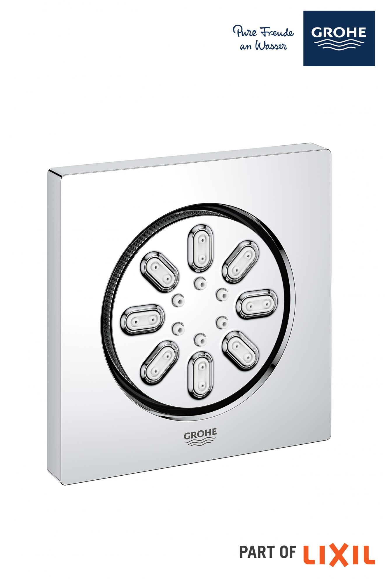 GROHE Together Brings the Essential Elements of Great Shower