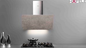 India's first intelligent filter-free cooker hood by Häfele