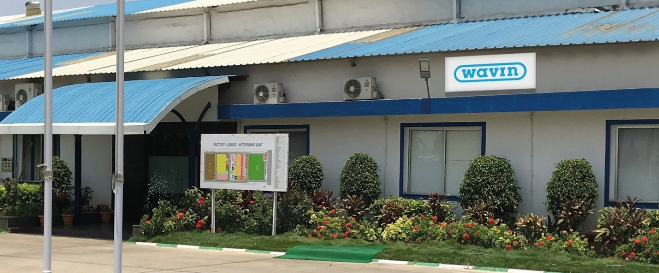 Wavin takes over Manufacturing in Hyderabad to fuel growth in India