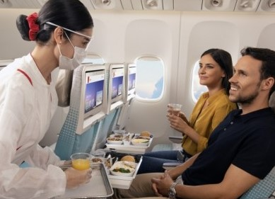 Emirates lives up to its customer experience