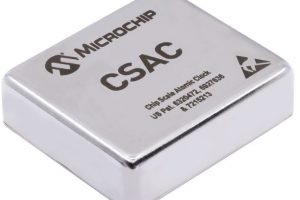 New Chip Scale Atomic Clock (CSAC) Provides Wider Operating Temperatures