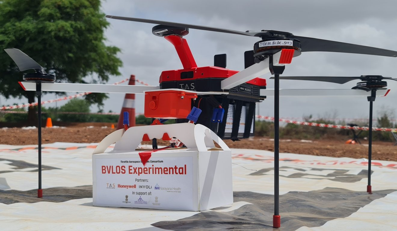 New Honeywell Technology For Light Drones Increases Range Threefold With Cleaner, Quieter Hydrogen Fuel Cells