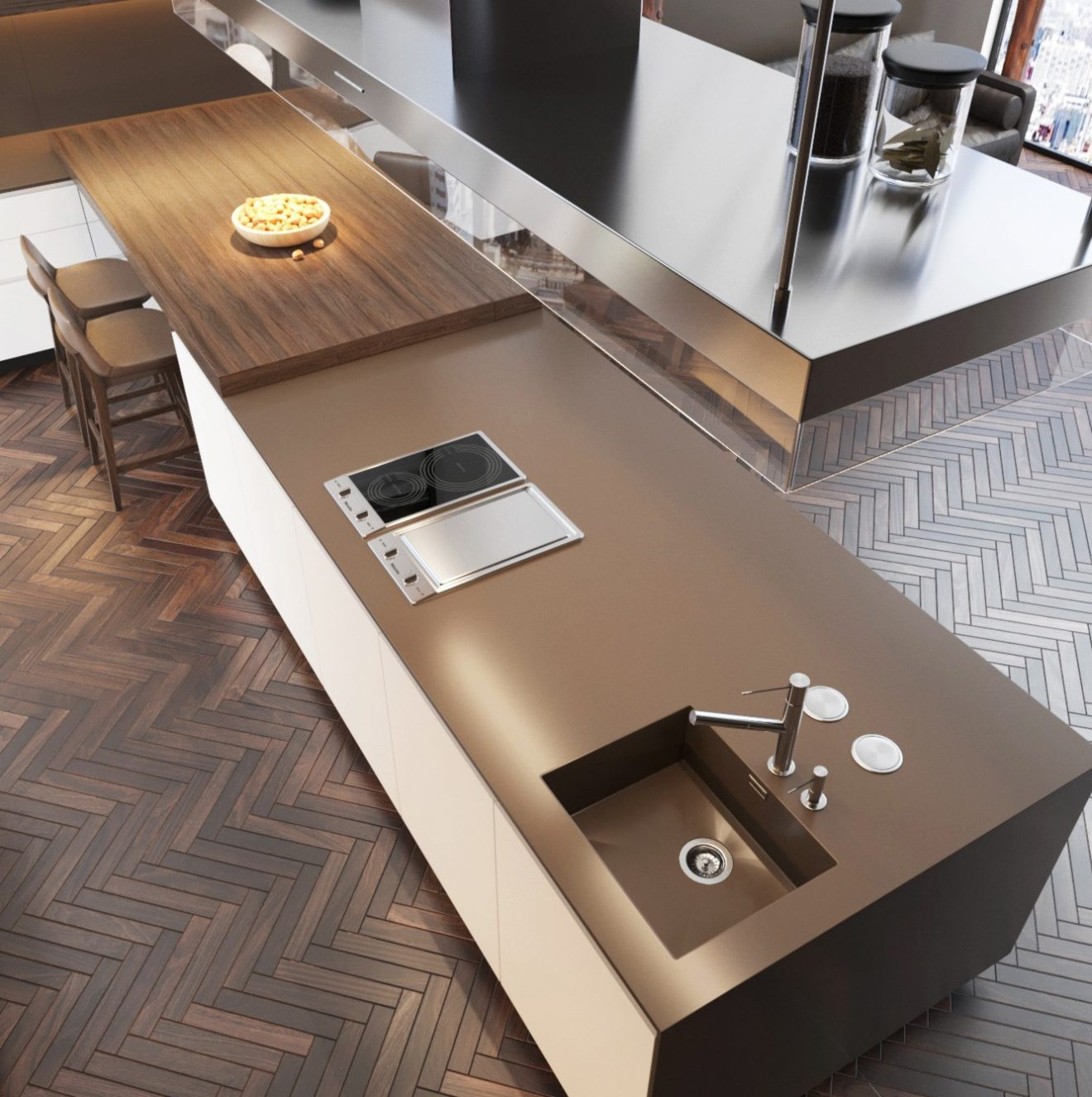 Terra Surface Solutions by Hafele