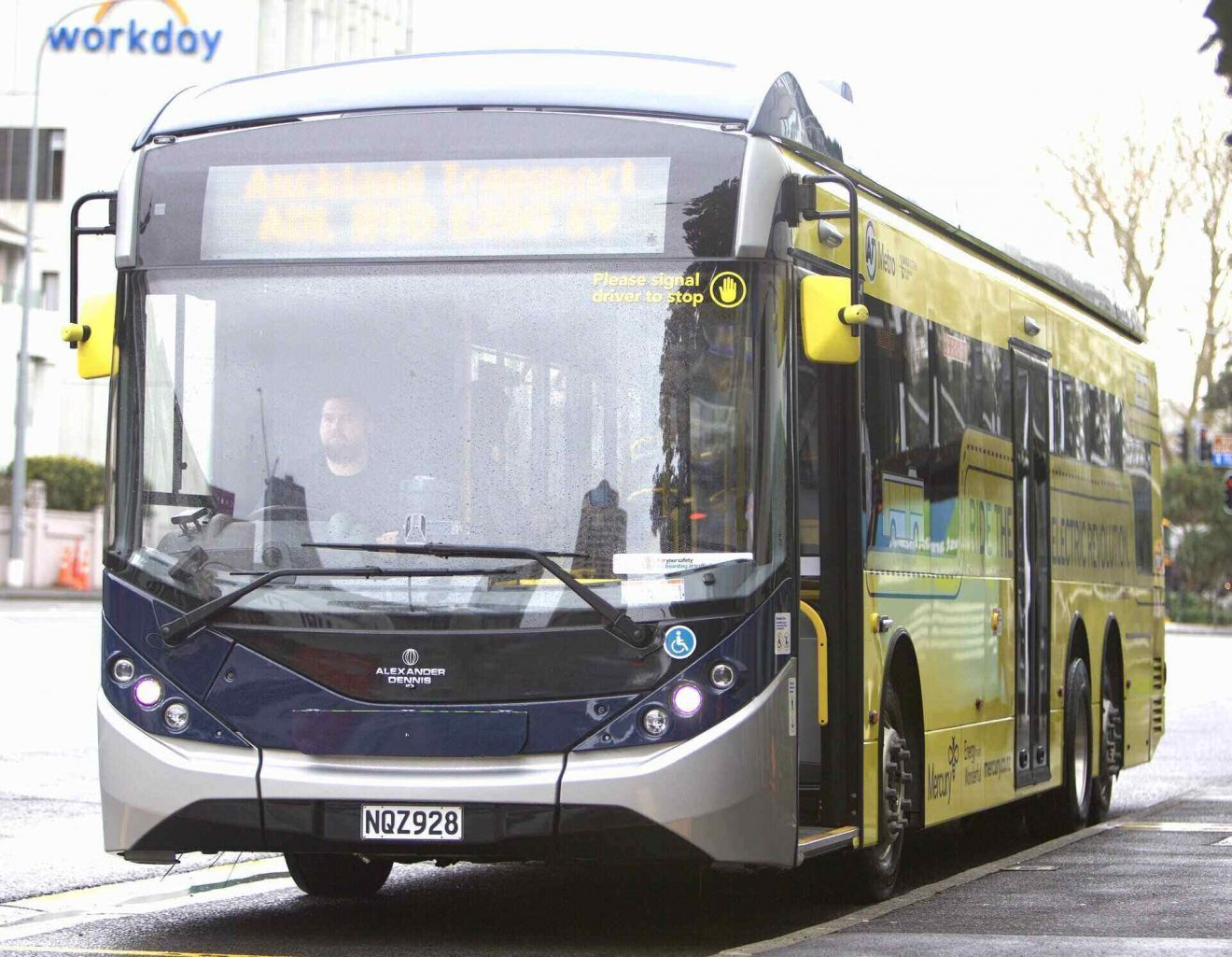 BYD Delivers First Extra-large BYD ADL Enviro200EV XLB Electric Bus
