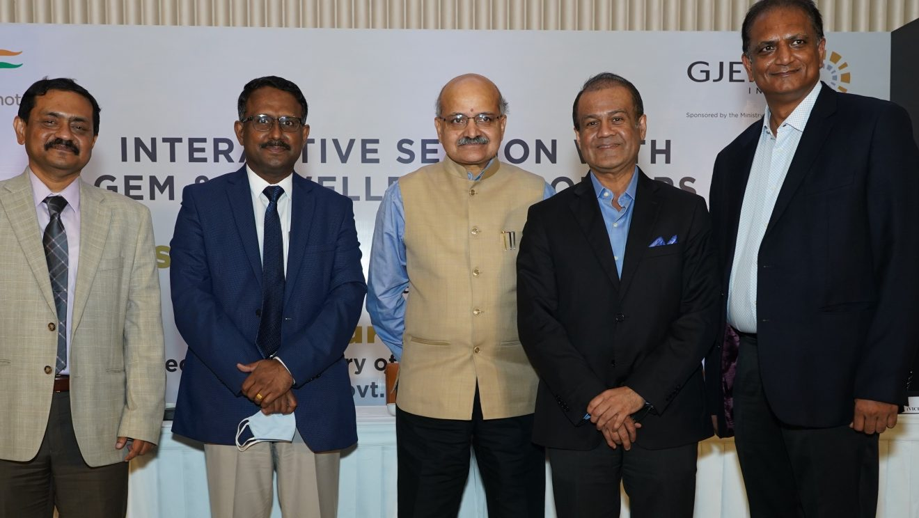 B V R Subrahmanyam Assures Full Support to Gems & Jewellery Industry