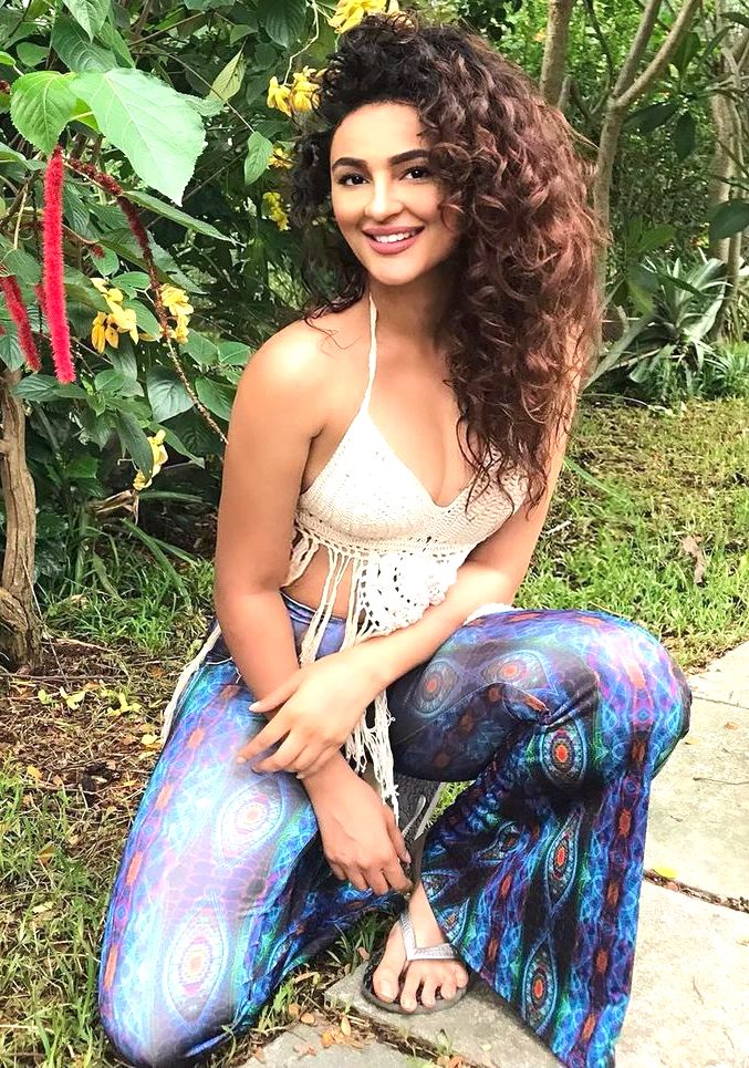 Check out Seerat Kapoor's transformation video