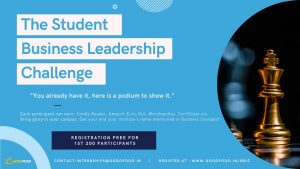 GogoPogo, a social commerce startup founded by IIM alumnus, launches its student engagement programs - iCEO & The Student Business Leadership Challenge