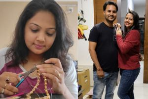Vishwa Modi - A woman on mission to help 10 lakh ladies to be independent by learning handmade jewellery making business