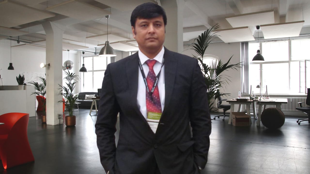 """""""Need of the hour: Specialised Job Portal for Sales Professionals""""- Sharad Jain, CEO & Co-Founder SalesProfessionals.co.in"""