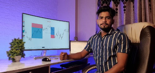 YOUNGTRADER22 IS TEEN WOLF OF INDIAN STOCK MARKET ANALYSIS
