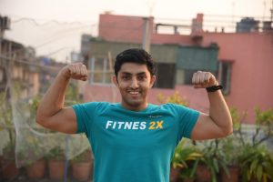 Shyamantak Ganguly - A Passionate Young Fitness Trainer