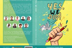 LAUNCH OF YES WE DID! A COLABORATIVE BY NINE BUDDING AUTHORS