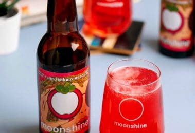 Moonshine, India's first and largest Mead Brand introduces Salted Kokum Mead